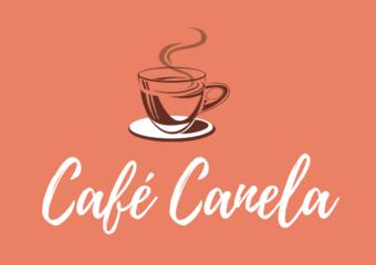 logo café canela