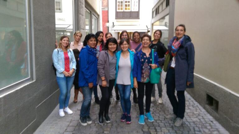 Grupo de mujeres en Schaffhausen