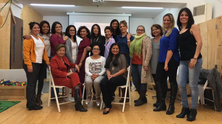 foto de grupo de mujeres